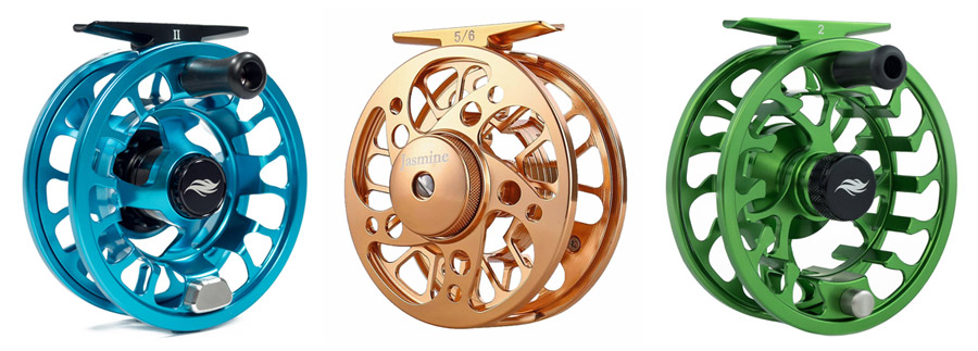 FLY FISHING REELS FOR THE MONEY
