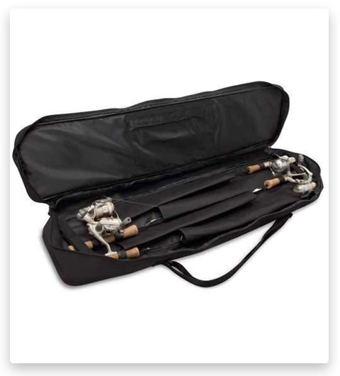 """CELSIUS BASIC ICE FISHING ROD CASE perfect for rod or rod//reel combos up to 30/"""""""